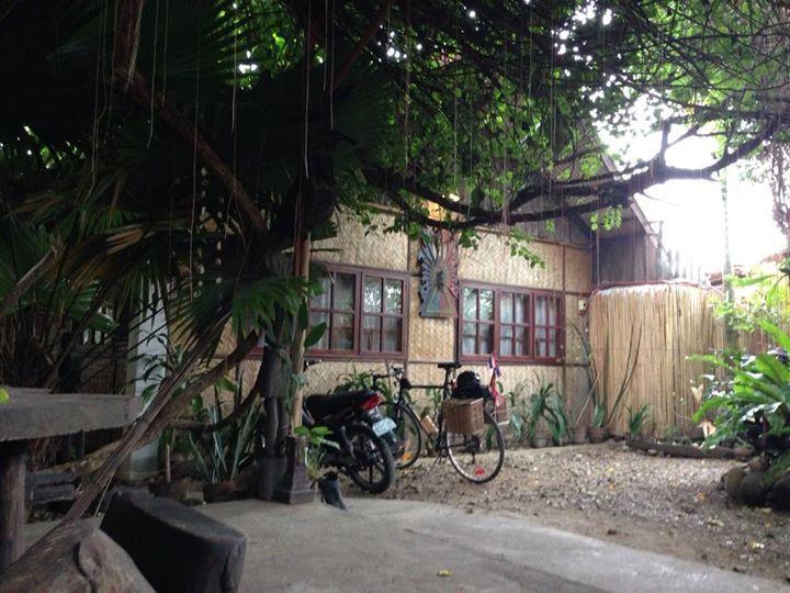 Banwa's front yard