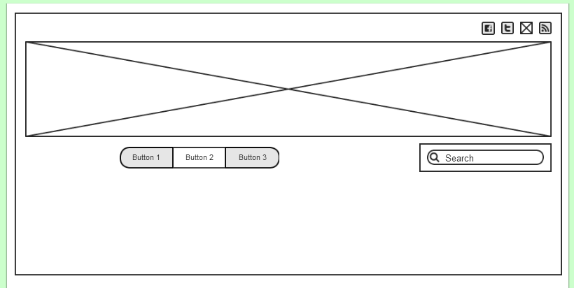 wireframing progress in the last....week haha