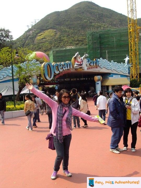 Throwback Travel at Ocean Park Hongkong And Some Feelings