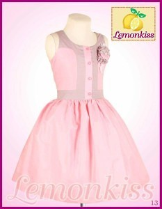 Lemon Kiss Kids' Apparel