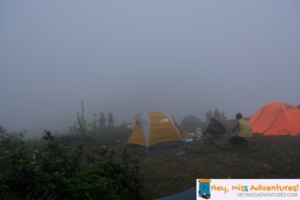 Overnight Osmeña Peak Camping - With A Toddler