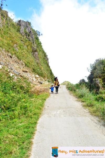 The Osmeña Peak to Kawasan Traverse || heymissadventures.com