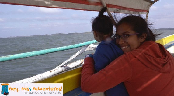 Overnight camping with a toddler at Hundred Islands, Alaminos City, Pangasinan