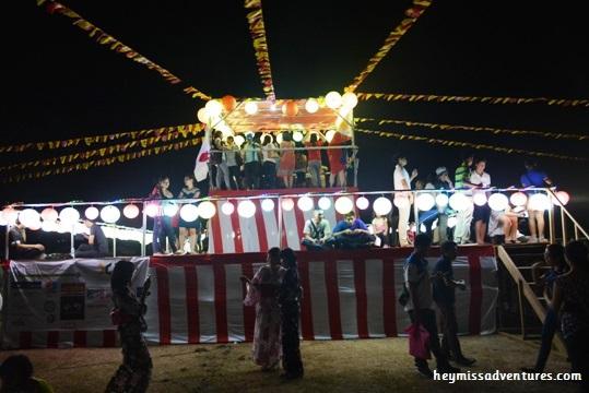 bon odori festival cebu 2014