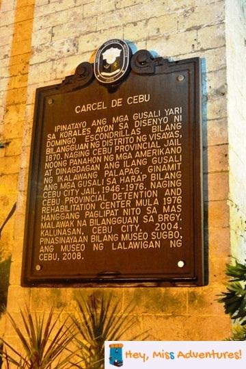 gabii sa kabilin, cebu place of interest, cebu city philippines