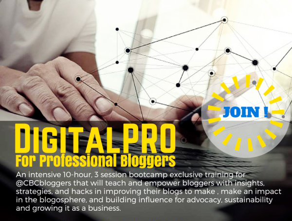 DigitalPro Bootcamp: From Hobby to Professional Bloggers | Hey, Miss Adventures!