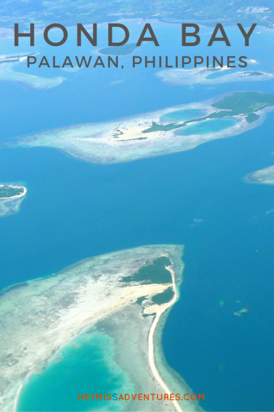 Honda Bay Island Hopping in Palawan | Hey, Miss Adventures!