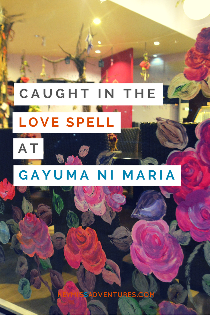 Get Caught in the Love Spell at Gayuma ni Maria Cebu | Hey, Miss Adventures!