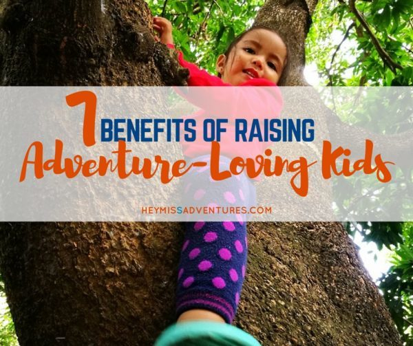 adventure loving kids