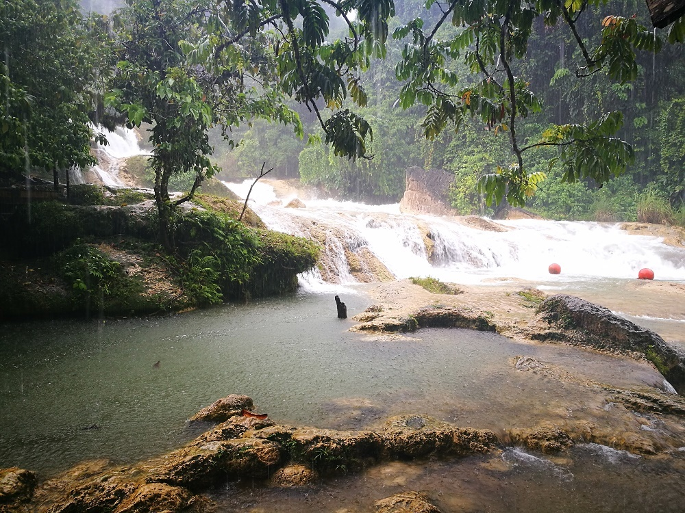 When in Cateel: A Rainy Day at Aliwagwag Falls | Hey, Miss Adventures!