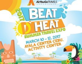 [Travel News] Fulfill Your Travel Plans at the Beat d Heat Summer Travel Expo 2017!