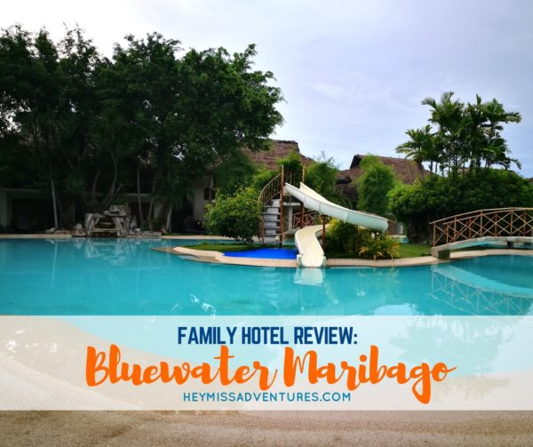 Family Hotel Review: Bluewater Maribago Resort