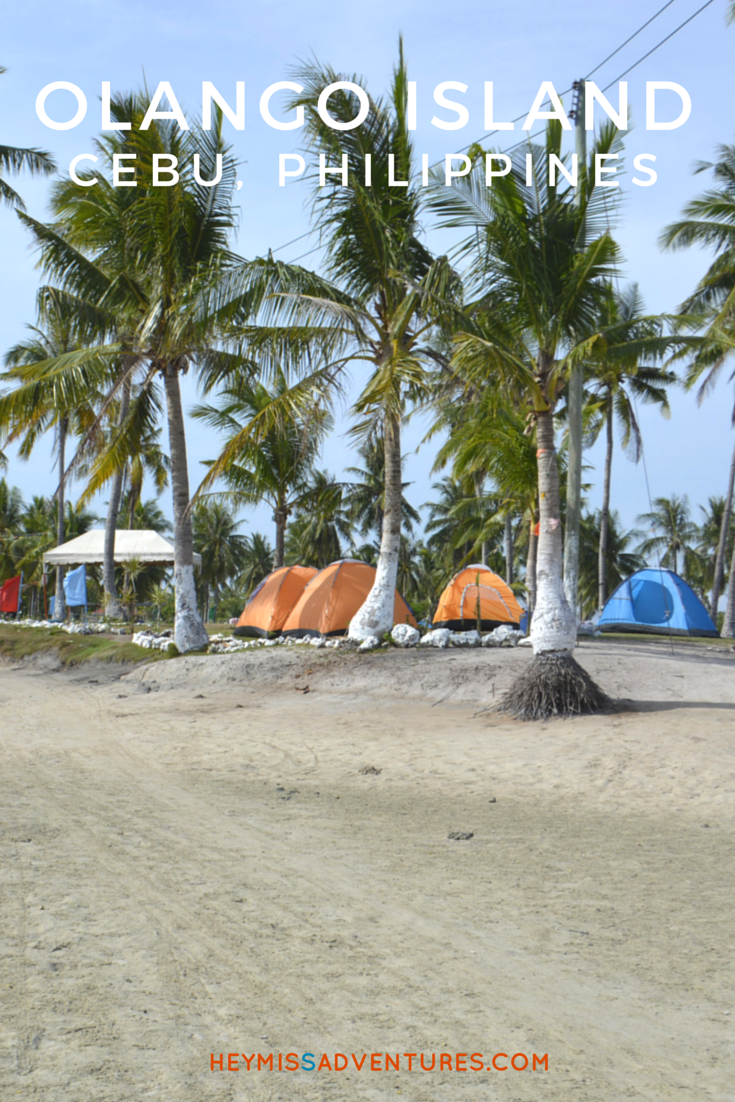 Payag sa Asinan Eco-Tourism Park: Camping at Olango Island | Hey, Miss Adventures!