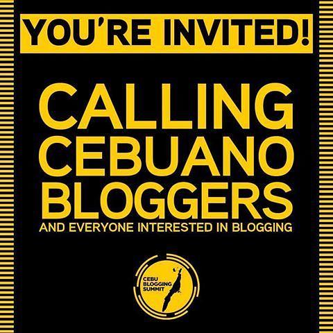 CBC Bloggers Invites You to the Cebu Blogging Summit 2015!