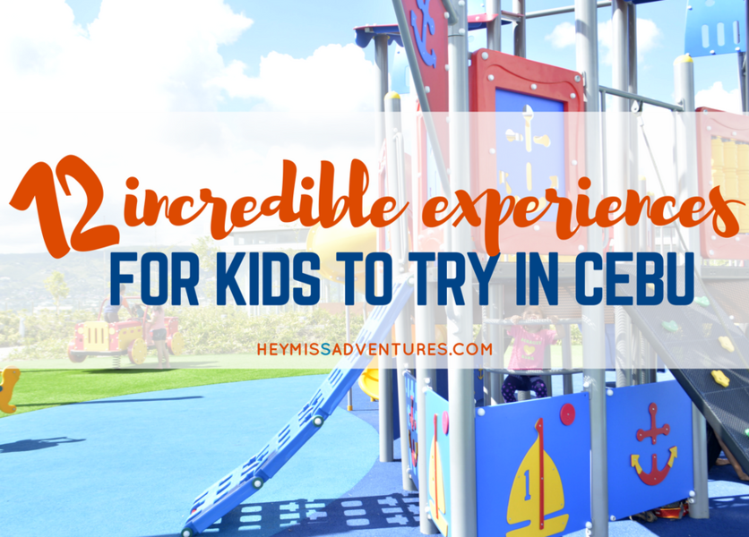 12 Incredible Experiences to Have in Cebu for Kids