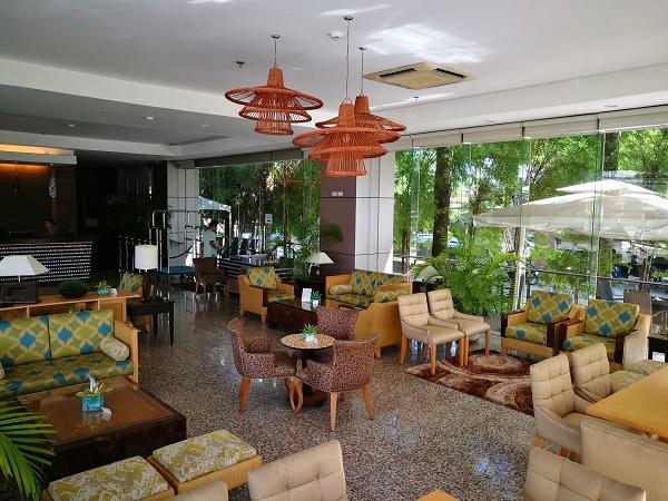 Citi Park Hotel Lobby