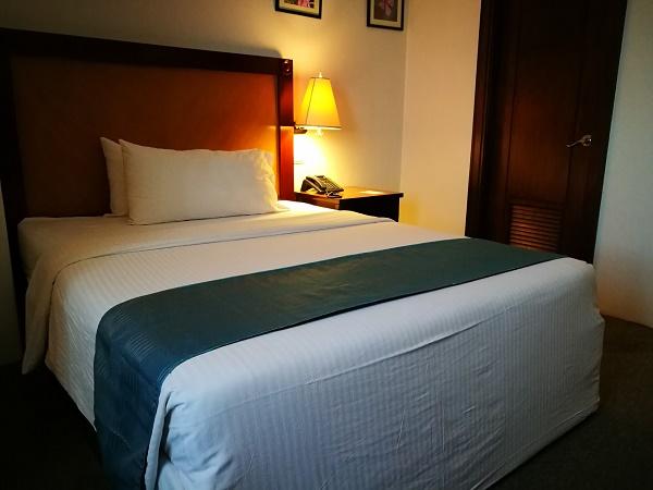 Citi Park Hotel Deluxe King Room