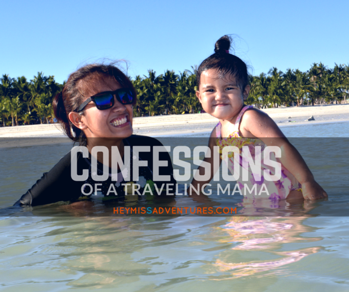 Confessions of a Traveling Momma