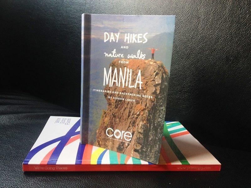 Day Hike Itineraries Around Manila [Plus Book Giveaway!]