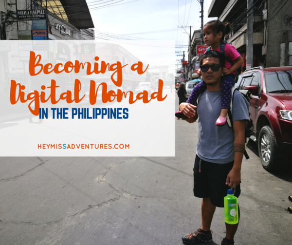 digital nomad in the philippines