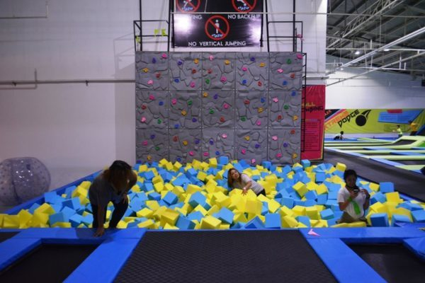 Jump Your Way to Fitness at Extreme Aeropark!