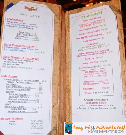 Top Places for Food Tripping in Puerto Princesa Palawan | Hey, Miss Adventures!