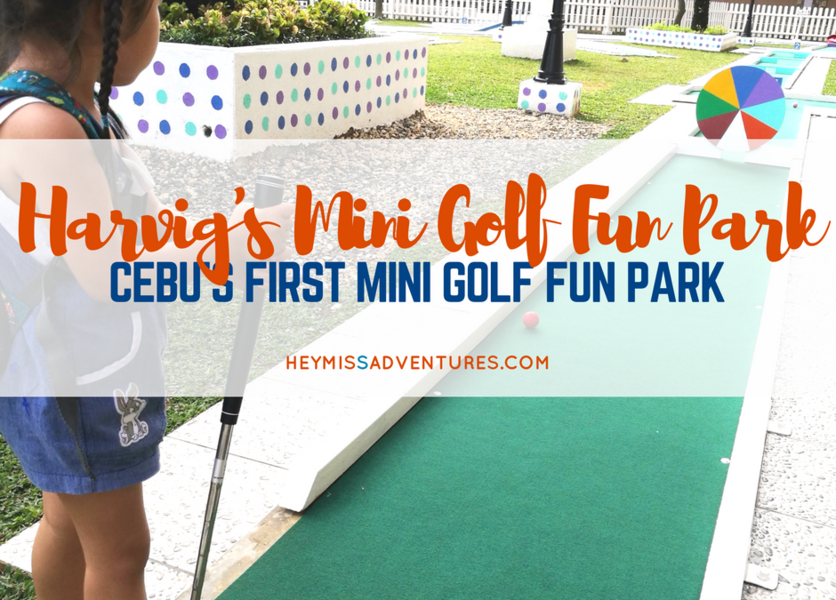Harvig's Mini Golf: Tee-off at Cebu's First Mini Golf Park