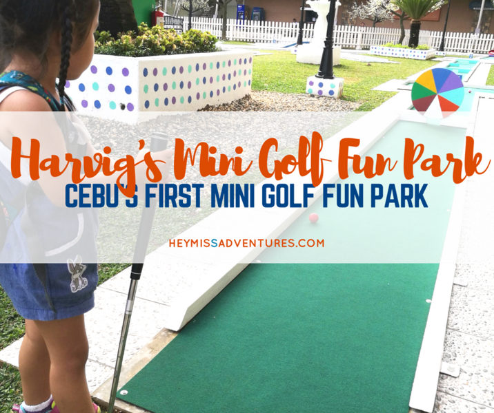 Harvig's Mini Golf: Tee-off at Cebu's First Mini Golf Park