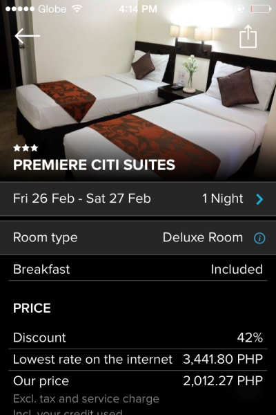 How to Get the Most of Your Hotel Quickly App | Hey, Miss Adventures!