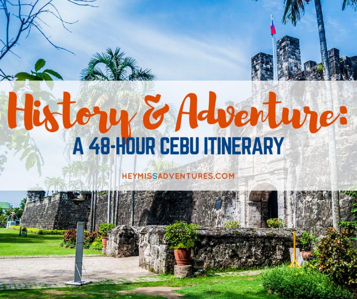History and Adventure: A 48-Hour Itinerary in Cebu