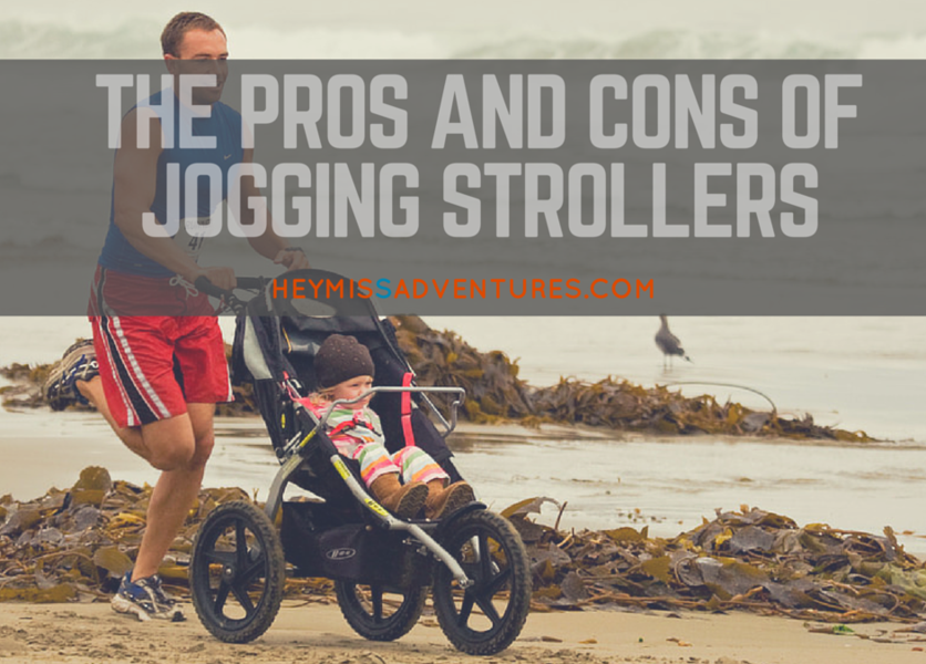 The Pros and Cons of Jogging Strollers
