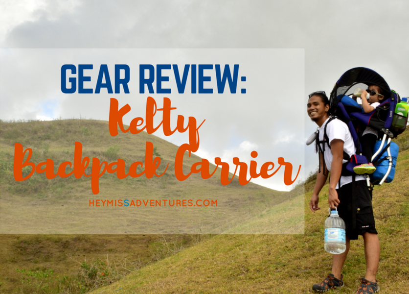 Review: Kelty Summit Backpack Carrier