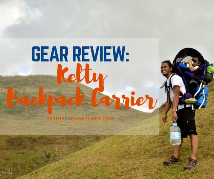 Kelty Summit Backpack Carrier Review | Hey, Miss Adventures!