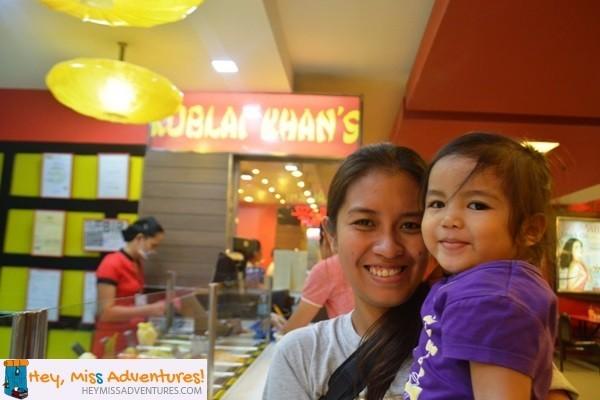 Kublai Khan Opens in SM City Cebu Food Court | Hey, Miss Adventures!