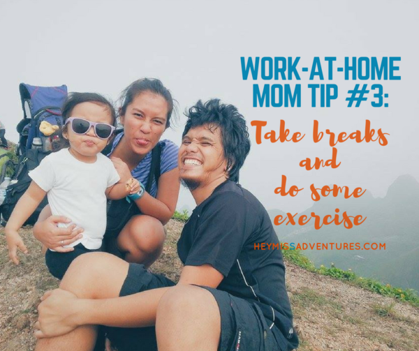 The Work-At-Home Mom Diaries: How I Make Worklife Easier