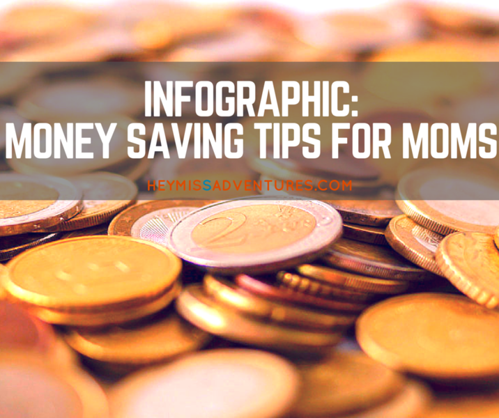 Infographic: Money Saving Tips for Moms