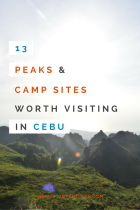 13 Mountains Peaks and Camp Sites Worth Visiting in Cebu   Hey, Miss Adventures!