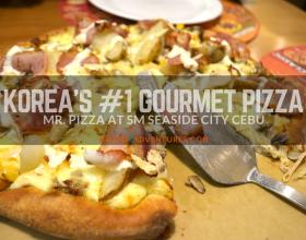 Mr Pizza: Korea's No. 1 Gourmet Pizza