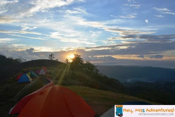 Camping at Mt. Naupa, Naga, Cebu With A Toddler || heymissadventures.com