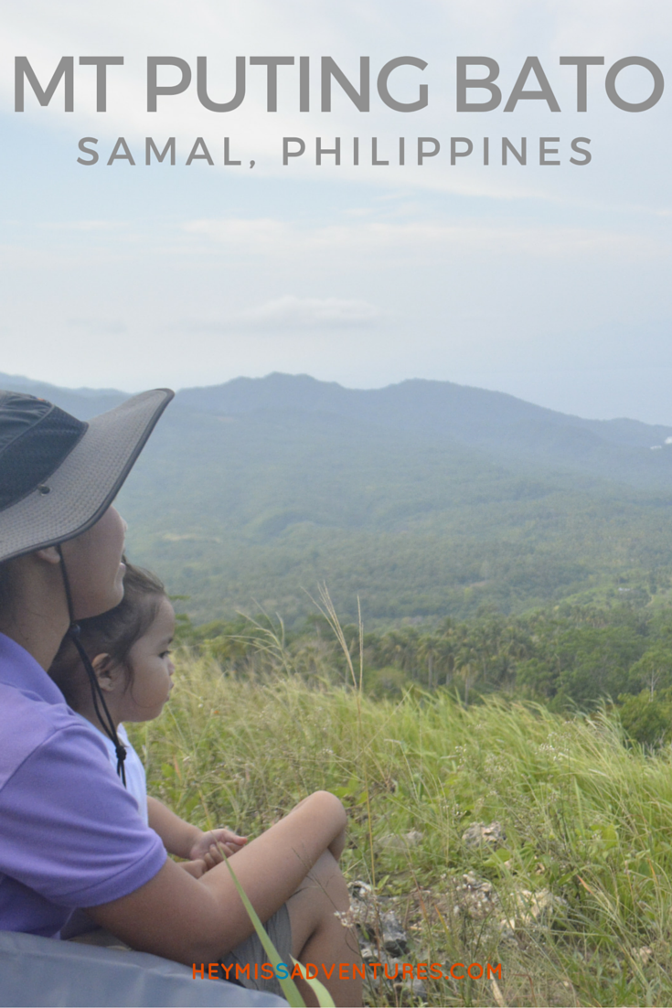Mt Puting Bato: Samal Island's Highest Point