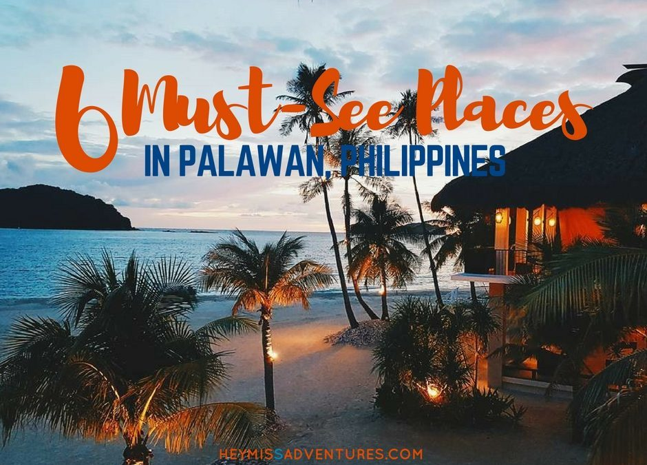 6 Must-See Places in Palawan Philippines: Explore the Unexplored!