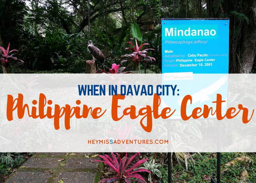 When In Davao City: The Philippine Eagle Center