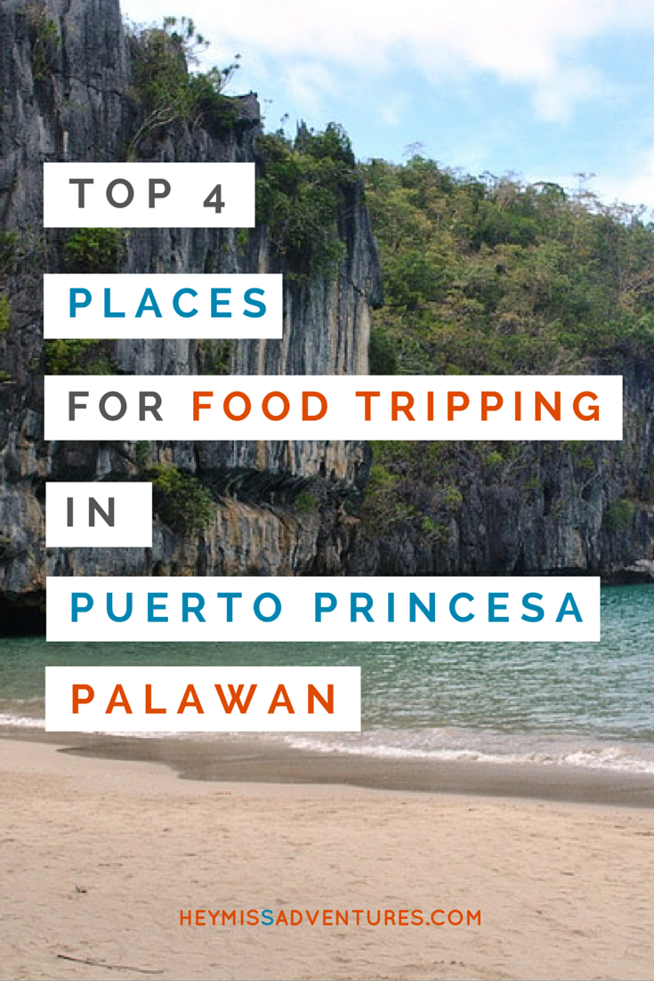 Top Places for Food Tripping in Puerto Princesa Palawan