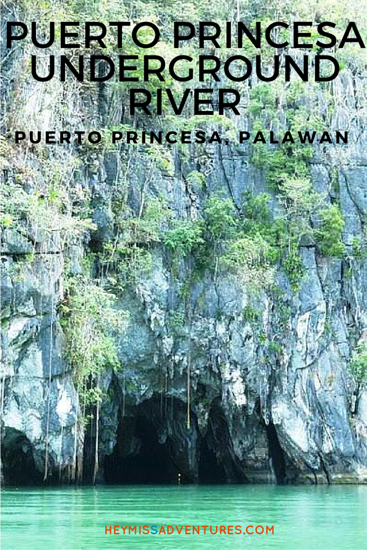 Experiencing the Puerto Princesa Underground River in Palawan | Hey, Miss Adventures!