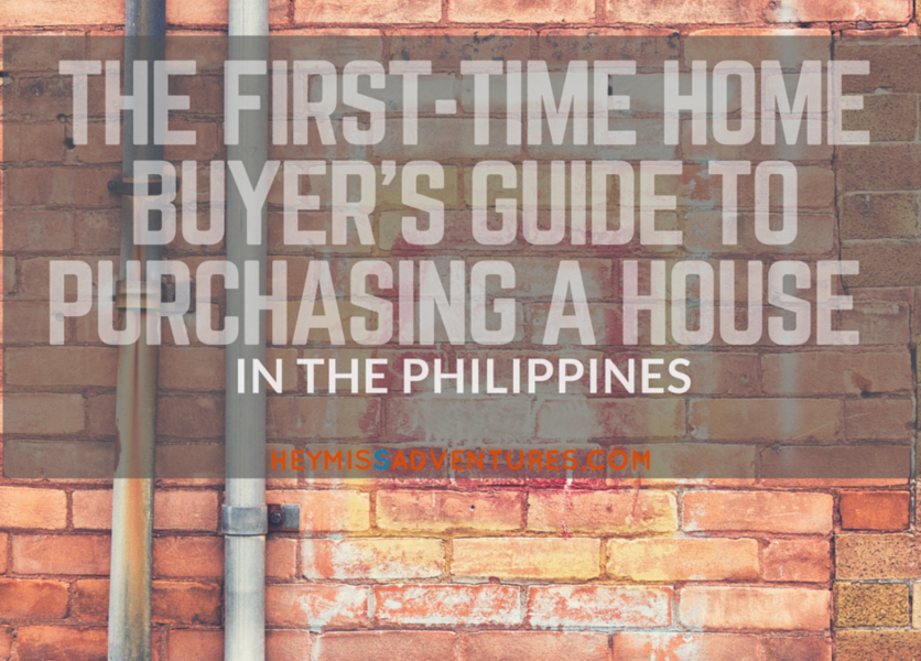 The First Time Home Buyer's Guide to Purchasing a House in the Philippines