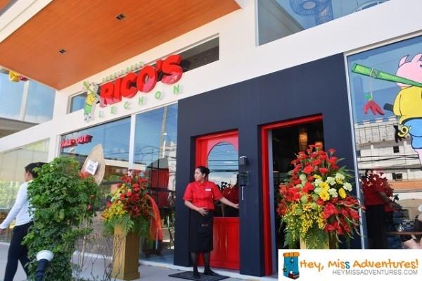 Cebu's Original Spicy Lechon at Rico's Lechon Mactan Promenade | Hey, Miss Adventures!