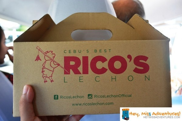 Cebu's Original Spicy Lechon at Rico's Lechon Mactan Promenade | Hey, Miss Adventures!