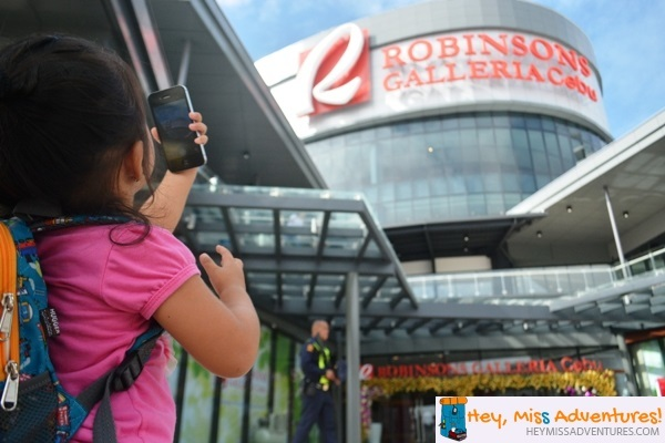 Robinsons Galleria Cebu: Sans Rival, Kidzooona and More!
