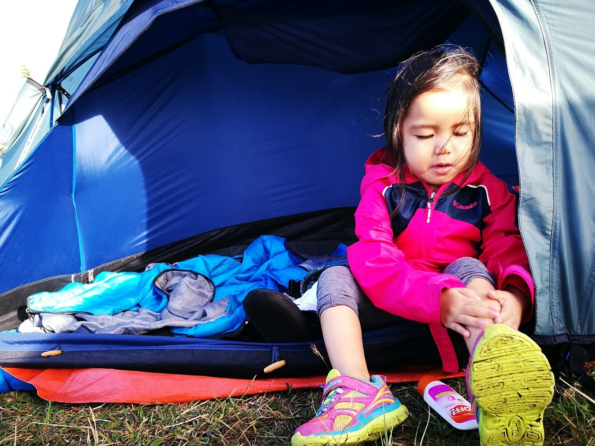 Worry-Free Camping to Celebrate New Year's Day!
