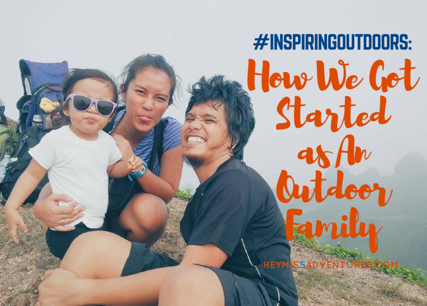 How We Got Started as An Outdoor-Loving Family